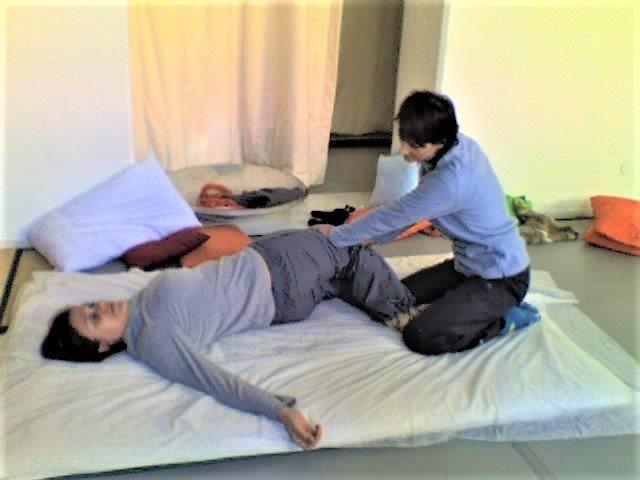 kin jang massaggio relax decontratturante Corea tatami corso massaggio Lecco residenziale estivo corso on line D.A.S.P. scuola operatori olistici