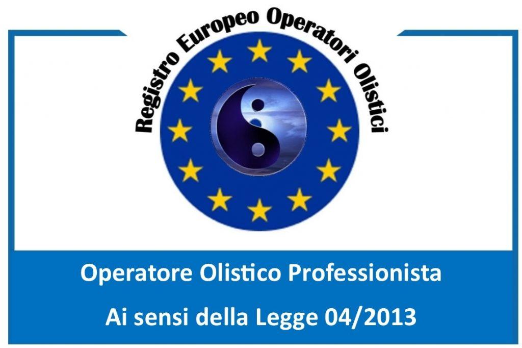 attestato REOO registro europeo operatori olistici professionista professionisti corsi professionali