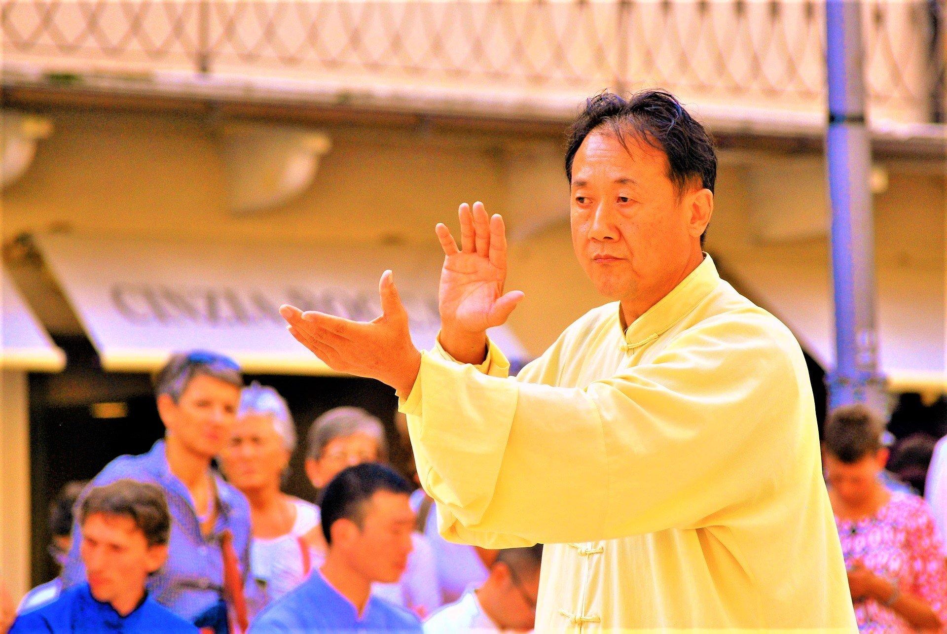 Guo Lin camminata salute Qi Gong