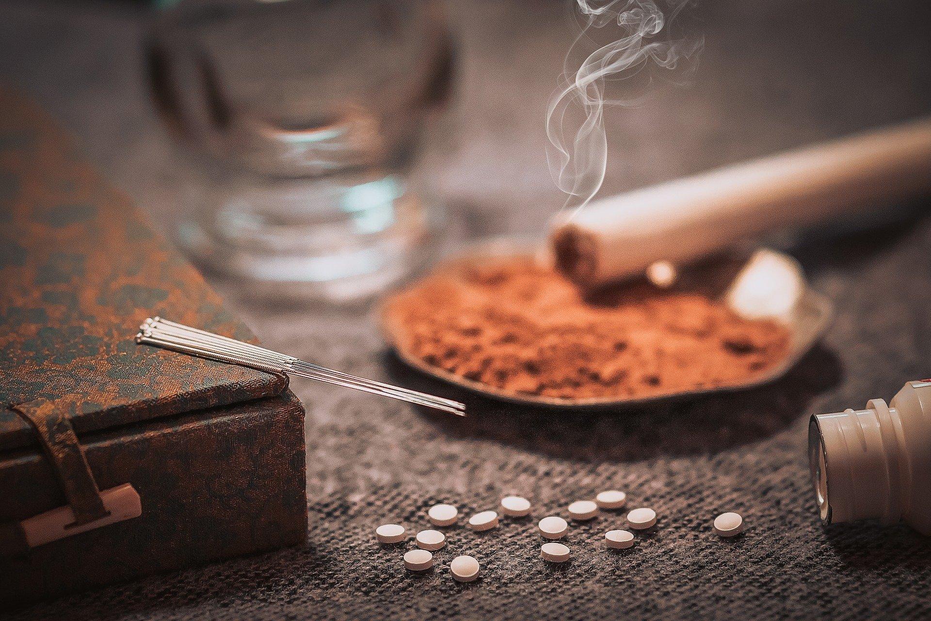 moxa dalla Medicina Tradizionale Cinese