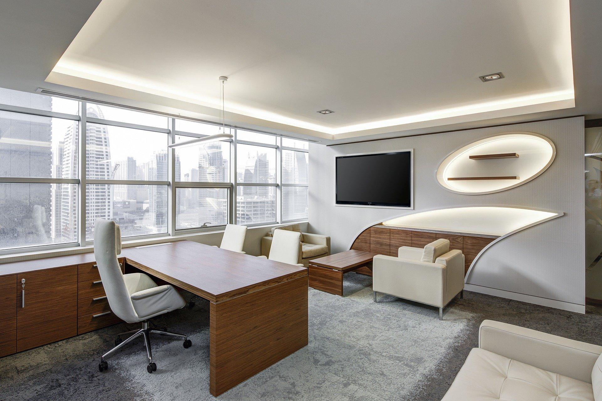 posizionare l'ufficio per migliorarne l'energia. Feng Shui tecnica